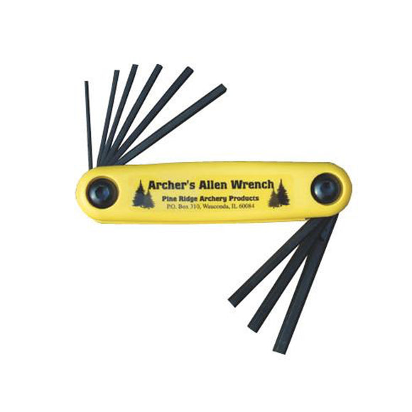 Pine Ridge Archery XL Allen Wrench Set by Pine Ridge Archery | Gear - goHUNT Shop