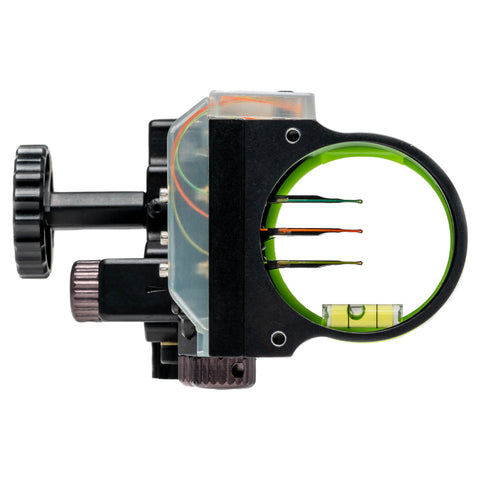 Black Gold Pro Sight X-Base 3 Pin Bow Sight