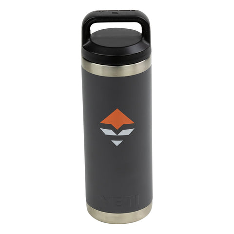 YETI Rambler 18 oz Charcoal Bottle