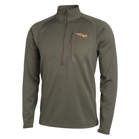 Sitka Core Midweight Zip-T by Sitka | Apparel - goHUNT Shop