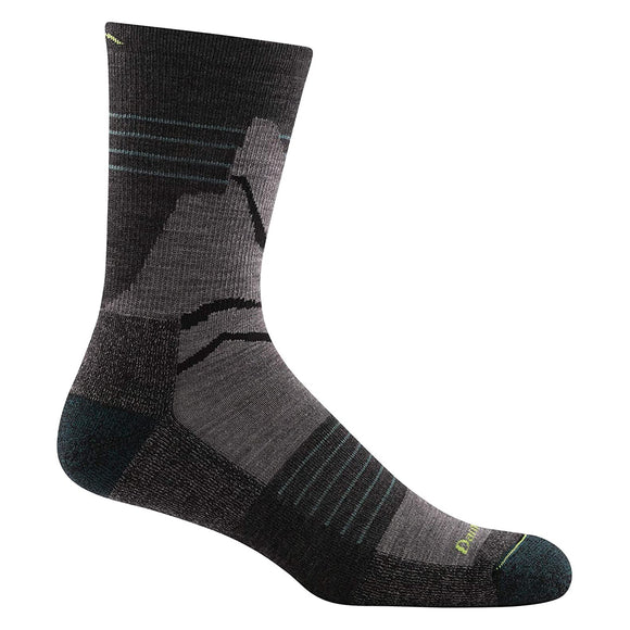 Darn Tough 1975 Pinnacle Micro Crew Lightweight Sock w/Cushion