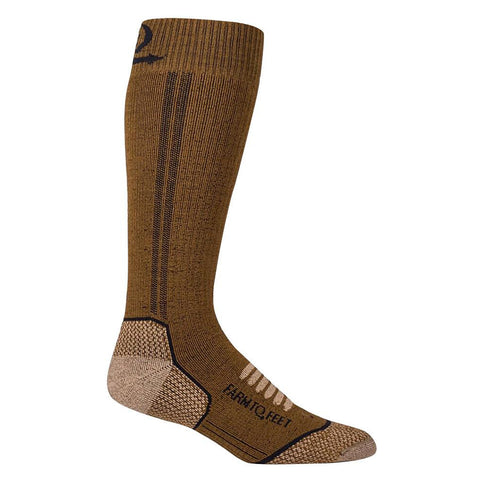 Farm to Feet Ely Medium Weight Mid-Calf Sock by Farm to Feet | Footwear - goHUNT Shop