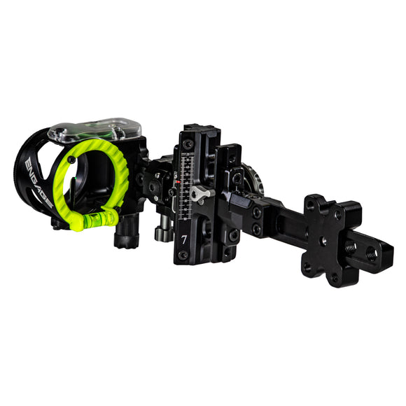 CBE Engage Hybrid Single Pin Bow Sight by CBE | Archery - goHUNT Shop