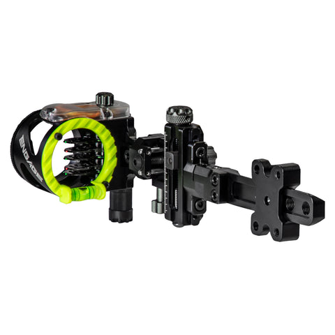 CBE Engage Micro 5 Pin Bow Sight by CBE | Archery - goHUNT Shop