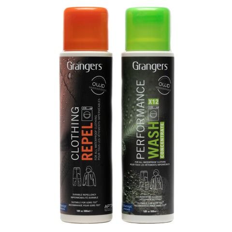 Grangers Repel + Performance Wash Concentrate