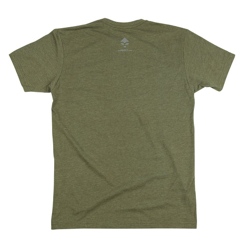 goHUNT Green & Gray T-Shirt - goHUNT Shop