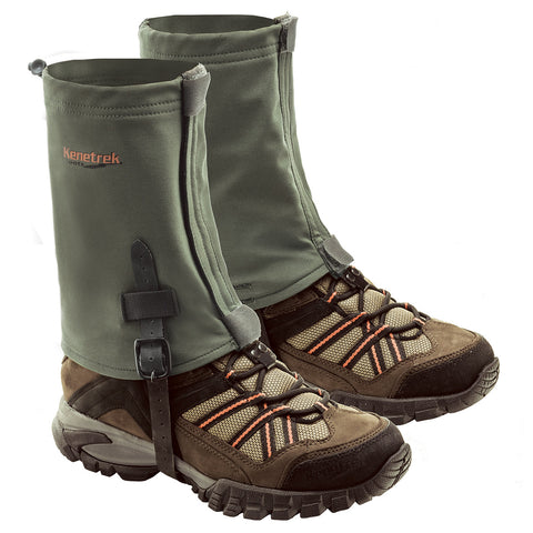 Kenetrek Hiking Gaiter - Moss - goHUNT Shop
