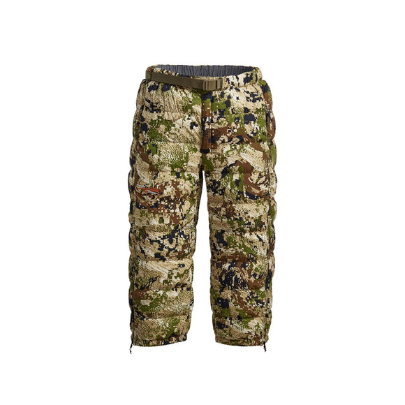 Sitka Kelvin Lite Down 3/4 Pant by Sitka | Apparel - goHUNT Shop