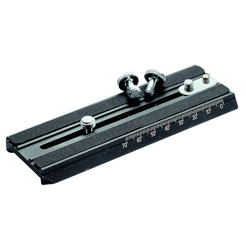 Manfrotto Rapid Connect Mounting Plate - 501PLONG - goHUNT Shop
