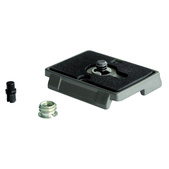 "Manfrotto Quick Release Plate 1/4"" by Manfrotto 