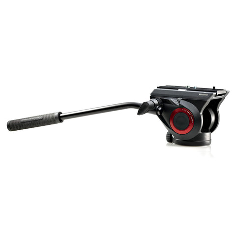 Manfrotto MVH500AH Fluid Head by Manfrotto | Optics - goHUNT Shop