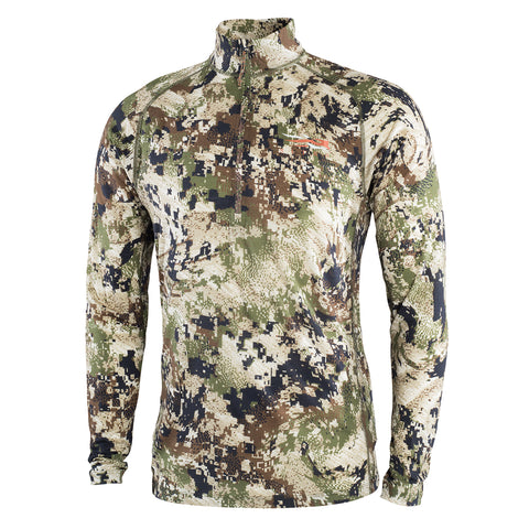 Sitka Merino Core Lightweight Half-Zip by Sitka | Apparel - goHUNT Shop