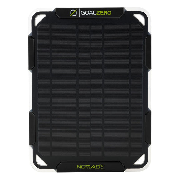 Goal Zero Nomad 5 Solar Panel by Goal Zero | Gear - goHUNT Shop