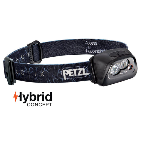 Petzl Actik Headlamp by Petzl America | Gear - goHUNT Shop