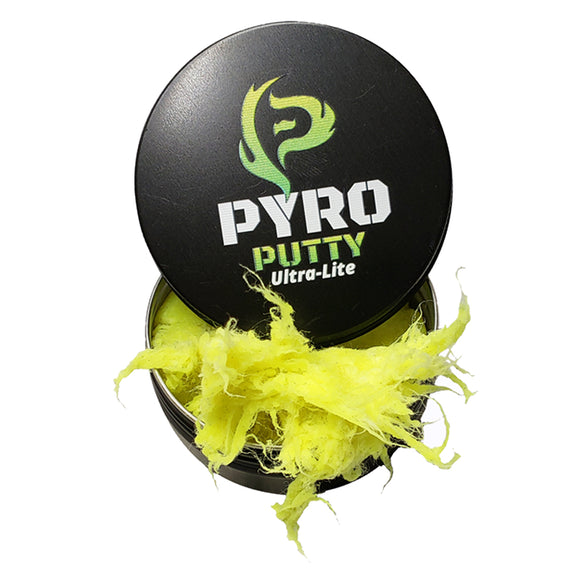 Pyro Putty Ultra-Lite Yellow Blend