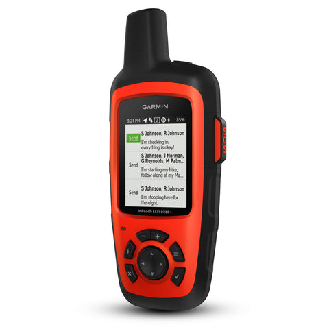 Garmin inReach Explorer+ Satellite Communicator & GPS - goHUNT Shop