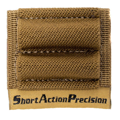 Short Action Precision Two Round Holder