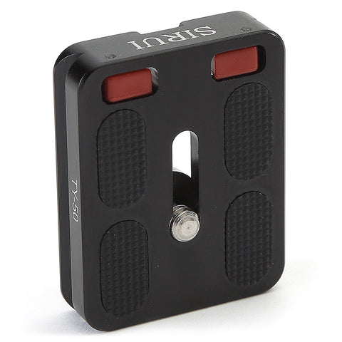SIRUI TY-50 Pro Quick Release Plate by Sirui | Optics - goHUNT Shop