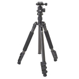 Sirui ET-1204 Carbon Fiber Tripod w/ E-10 Ball Head by Sirui | Optics - goHUNT Shop
