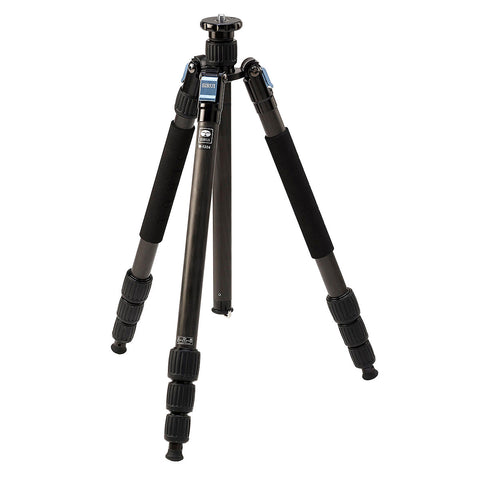 W-1204 4-Section Waterproof Carbon Fiber Tripod - goHUNT Shop