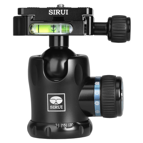 Sirui K-10X Ball Head by Sirui | Optics - goHUNT Shop