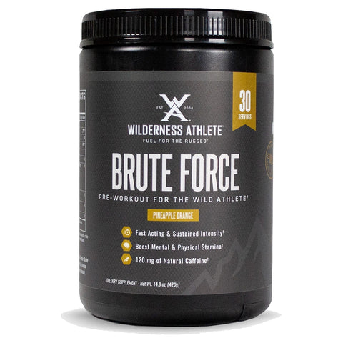 Wilderness Athlete Brute Force Pre Workout