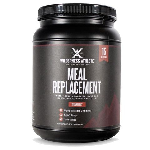 Wilderness Athlete Meal Replacement Shake