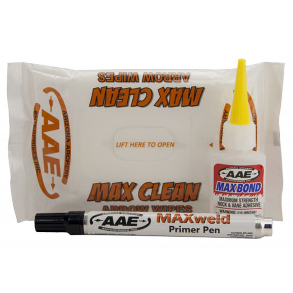 AAE Max Adhesion Kit by AAE | Archery - goHUNT Shop