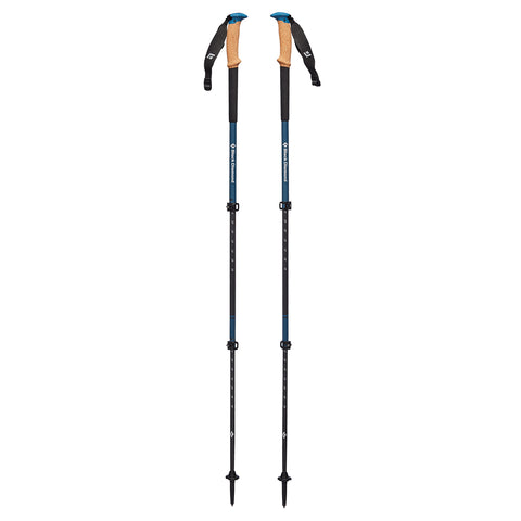 Black Diamond Alpine Carbon Cork WR Trekking Poles by Black Diamond | Gear - goHUNT Shop