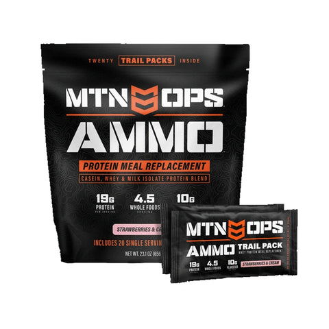 MTN OPS Ammo Trail Packs