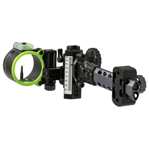 Black Gold Ascent Pro Dovetail Single Pin Bow Sight by Black Gold | Archery - goHUNT Shop