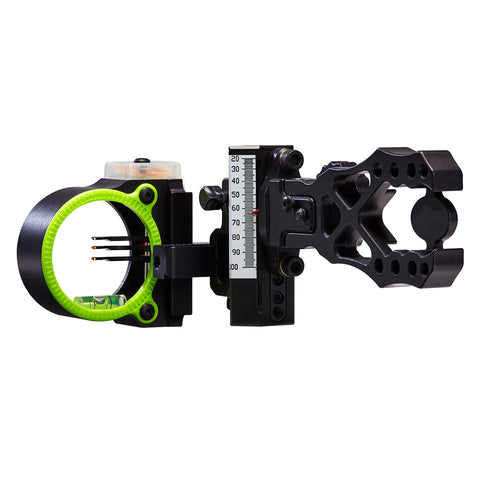 Black Gold Ascent Verdict 3 Pin Bow Sight by Black Gold | Archery - goHUNT Shop