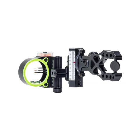 Black Gold Ascent Verdict Assault 3 Pin Bow Sight by Black Gold | Archery - goHUNT Shop