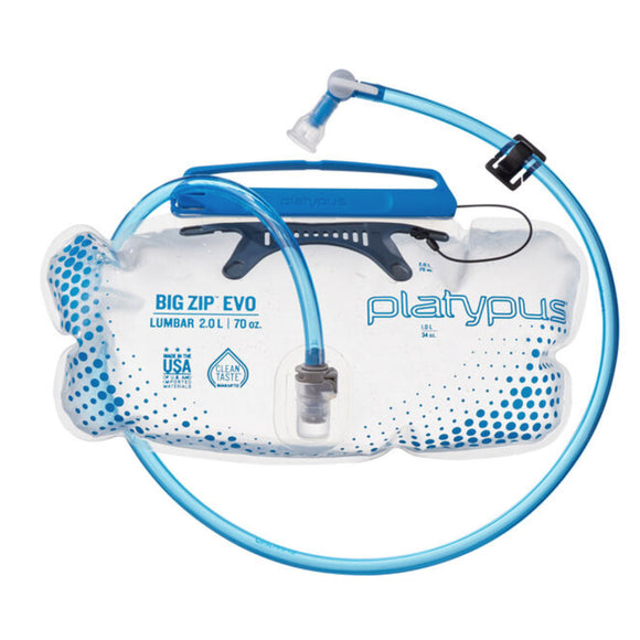 Platypus Big Zip EVO Lumbar Hydration Bladder