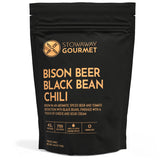 Stowaway Gourmet Bison Beer Black Bean Chili
