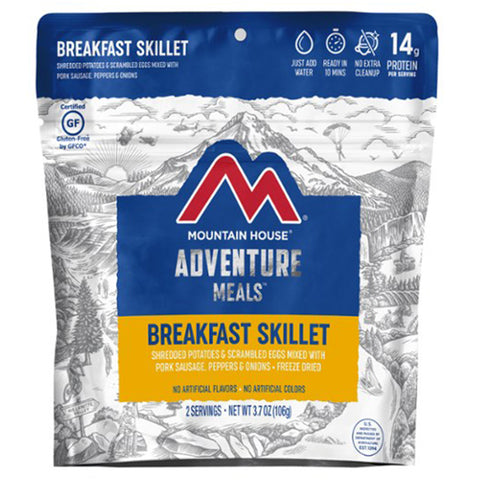 Mountain House Breakfast Skillet by Mountain House | Camping - goHUNT Shop