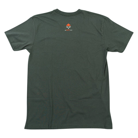 goHUNT Bull Antler T-Shirt by goHUNT | Apparel - goHUNT Shop