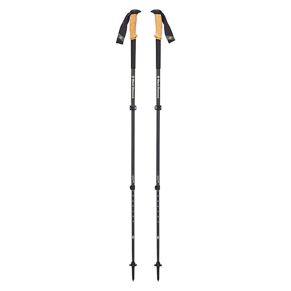 Black Diamond Alpine Carbon Cork Trekking Poles by Black Diamond | Gear - goHUNT Shop
