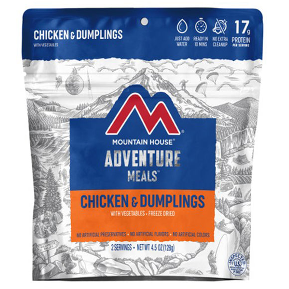 Mountain House Chicken & Dumplings by Mountain House | Camping - goHUNT Shop