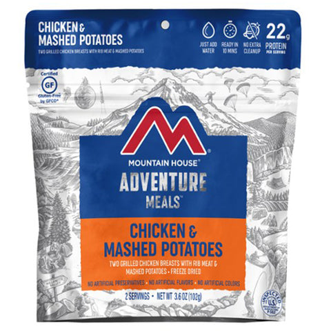 Mountain House Chicken & Mashed Potatoes by Mountain House | Camping - goHUNT Shop