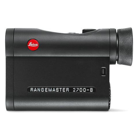 Leica Rangemaster CRF 2700-B Laser Rangefinder by Leica | Optics - goHUNT Shop