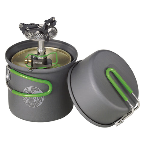 Optimus Crux Lite Solo Stove System by Optimus | Camping - goHUNT Shop