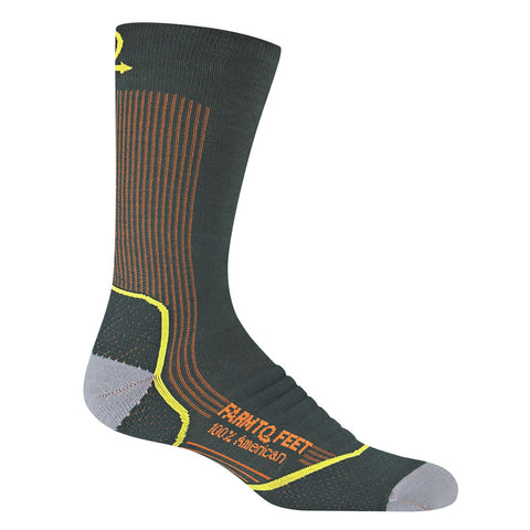 Farm to Feet Damascus Lightweight Technical Socks by Farm to Feet | Gear - goHUNT Shop
