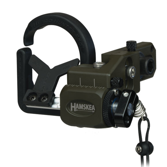 Hamskea Hybrid Hunter Pro Microtune Arrow Rest - goHUNT Shop