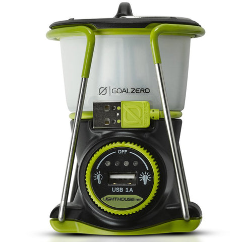 Goal Zero Lighthouse Mini Lantern by Goal Zero | Gear - goHUNT Shop