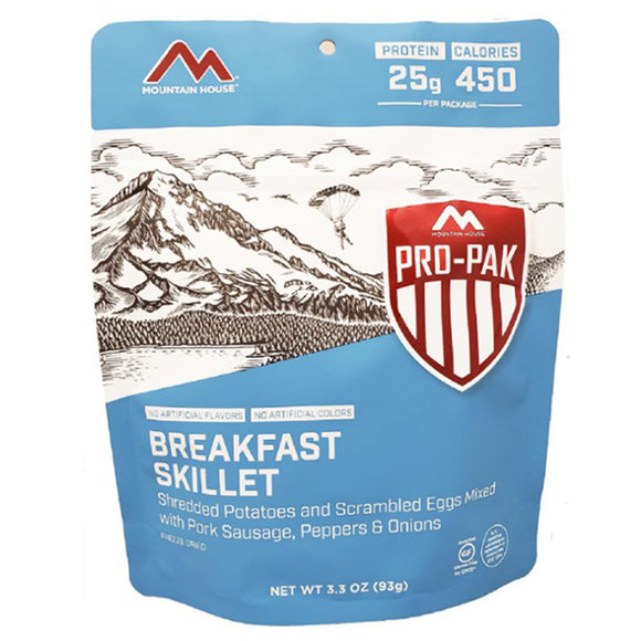 Mountain House Breakfast Skillet Pro-Pak by Mountain House | Camping - goHUNT Shop