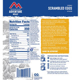 Mountain House Scrambled Eggs with Bacon by Mountain House | Camping - goHUNT Shop