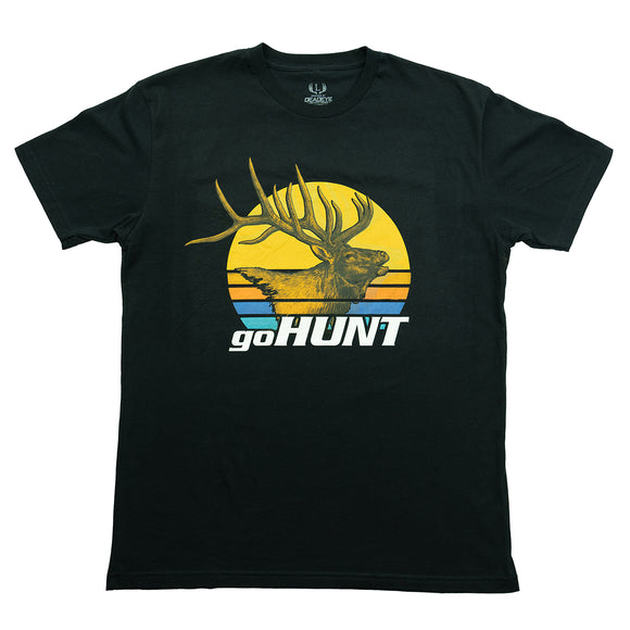 goHUNT Nostalgia Elk T-Shirt by goHUNT | Apparel - goHUNT Shop