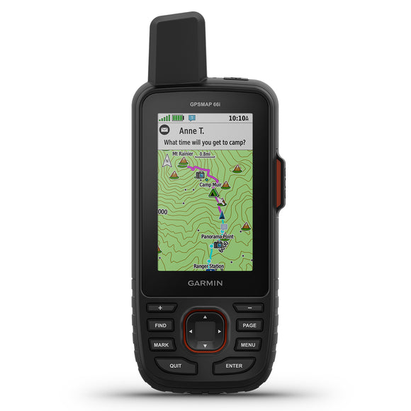 Garmin GPSMAP 66i Satellite Communicator and GPS by Garmin | Gear - goHUNT Shop