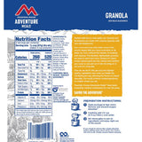 Mountain House Granola with Milk and Blueberries by Mountain House | Camping - goHUNT Shop